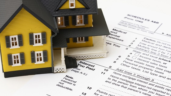What Is The Tax Credit For Buying A Home