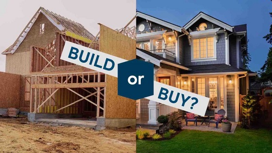 Is It Cheaper To Buy A Home or Build a Home?