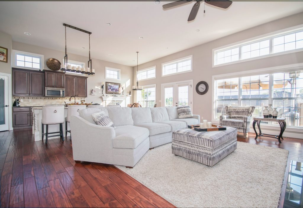 interior new home