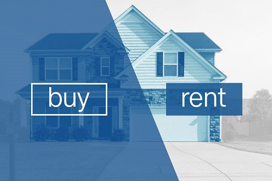 Which Is Better Buying A Home or Renting